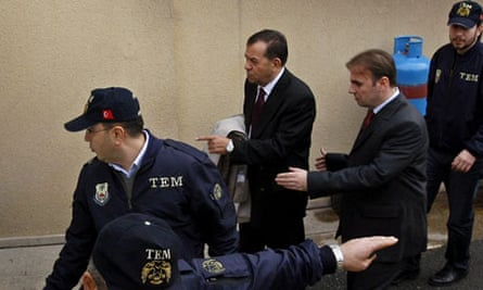 Turkish military officers sentenced for plotting coup