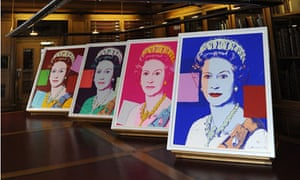 Andy Warhol's Reigning Queens