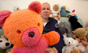 Nick Coleman daughter's toys