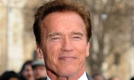 Professor Arnold Schwarzenegger … he'll be back, with an answer to global warming.