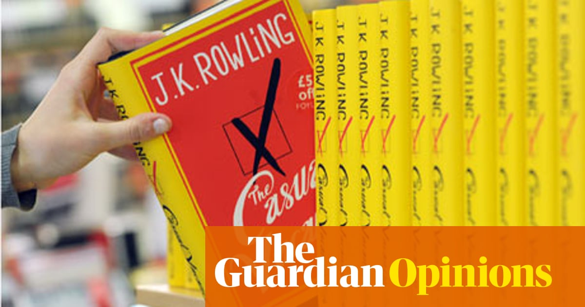 JK Rowling's treatment of OCD makes clear it's not just