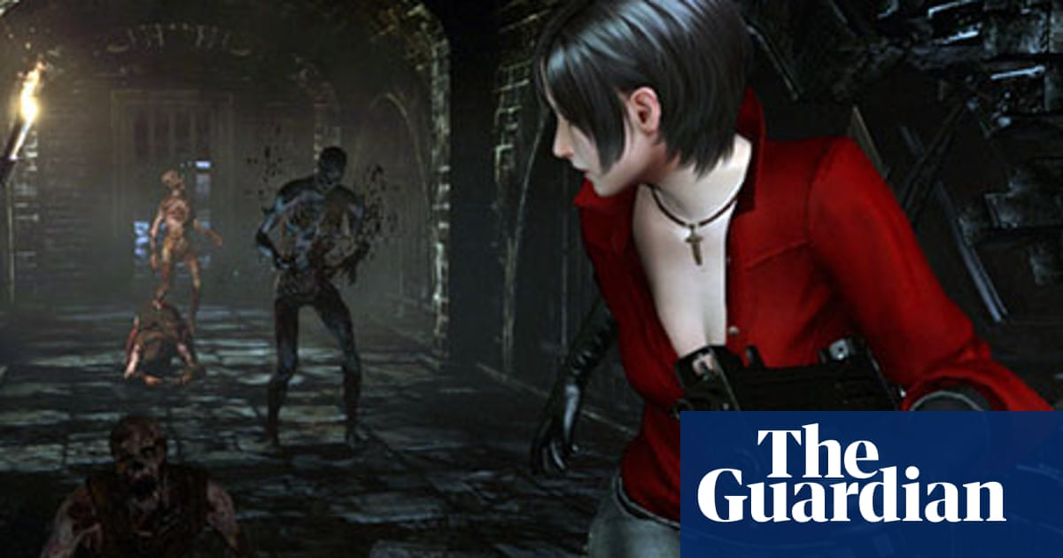 Resident Evil 6 Preview Games The Guardian