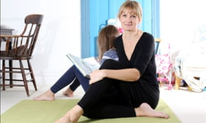 'I wanted to make myself stronge for both of us' …Sophie Walker with her daughter, Grace.