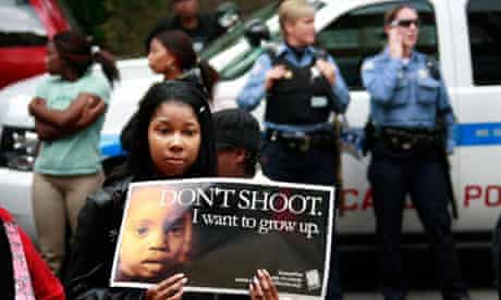 A Chicagoan campaigns against shootings in the city