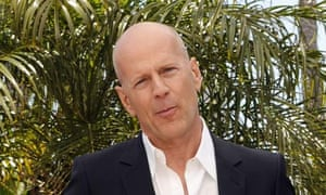 Bruce Willis … he ain't happy with Apple (allegedly).