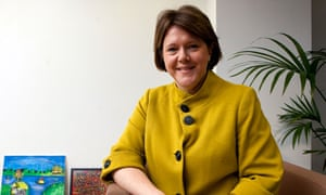 Maria Miller, the new culture secretary and minister in charge of women and equalities.