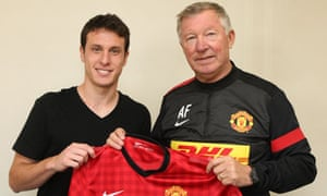 Angelo Henriquez Signs For Manchester United FC