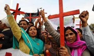 Members of the Pakistan Christian Democr