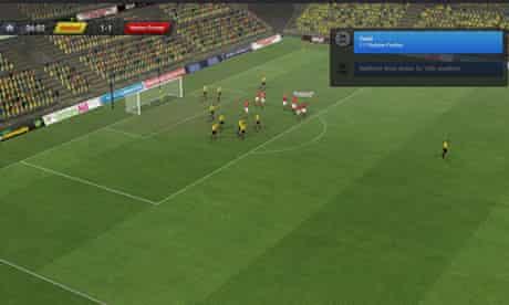 Football Manager 2013 screenshot