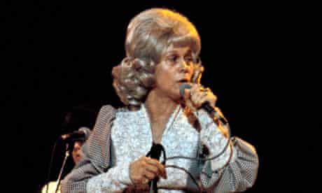 Jean Shepard … 'Weren't nothing going to stop me doing what I wanted.'