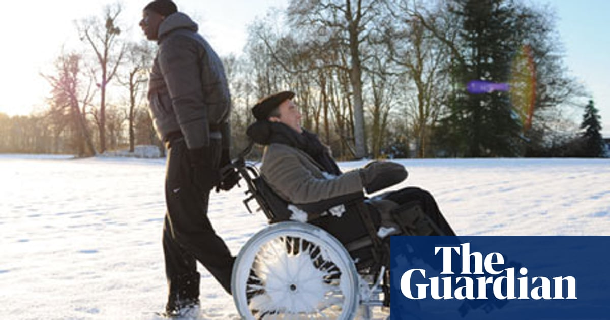 Untouchable: how did a French comedy about disability become