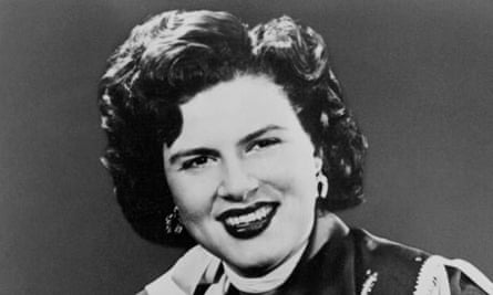 Patsy Cline in 1970.