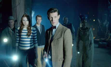 Doctor Who - Series 7: Dinosaurs on a Spaceship