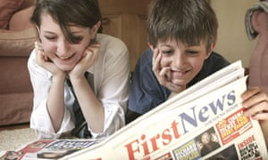 First news … getting 'em while they're young.