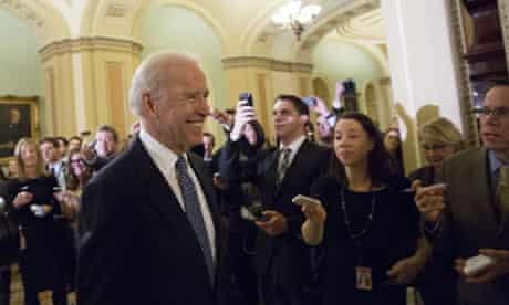Joe Biden, vice president