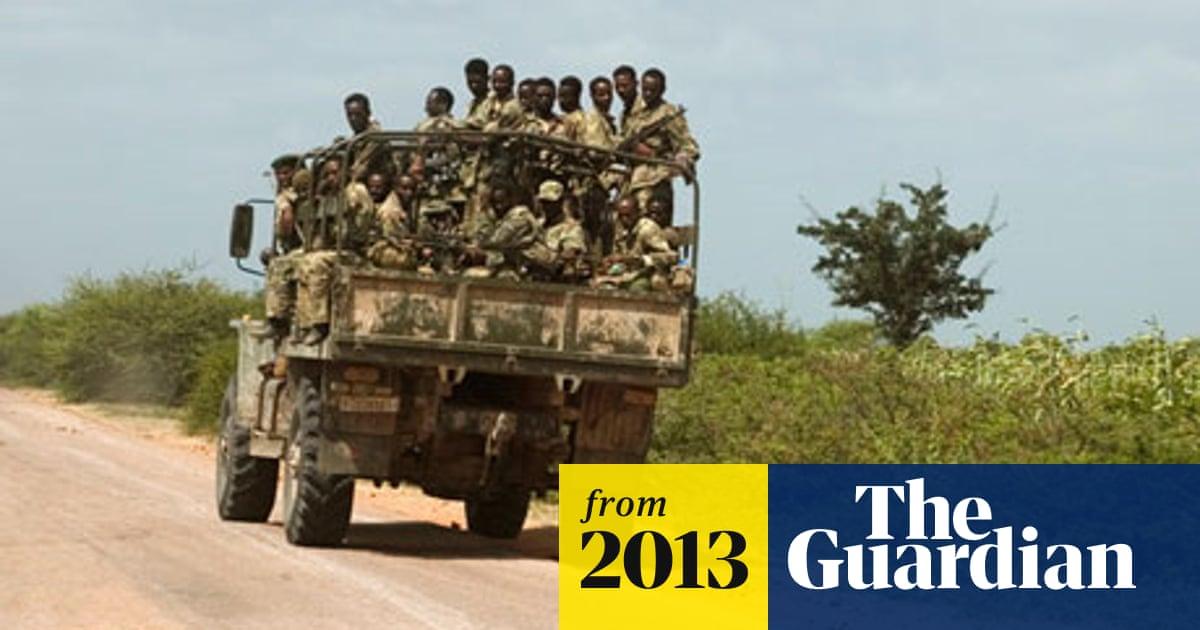 UK tenders to train Ethiopian paramilitaries accused of