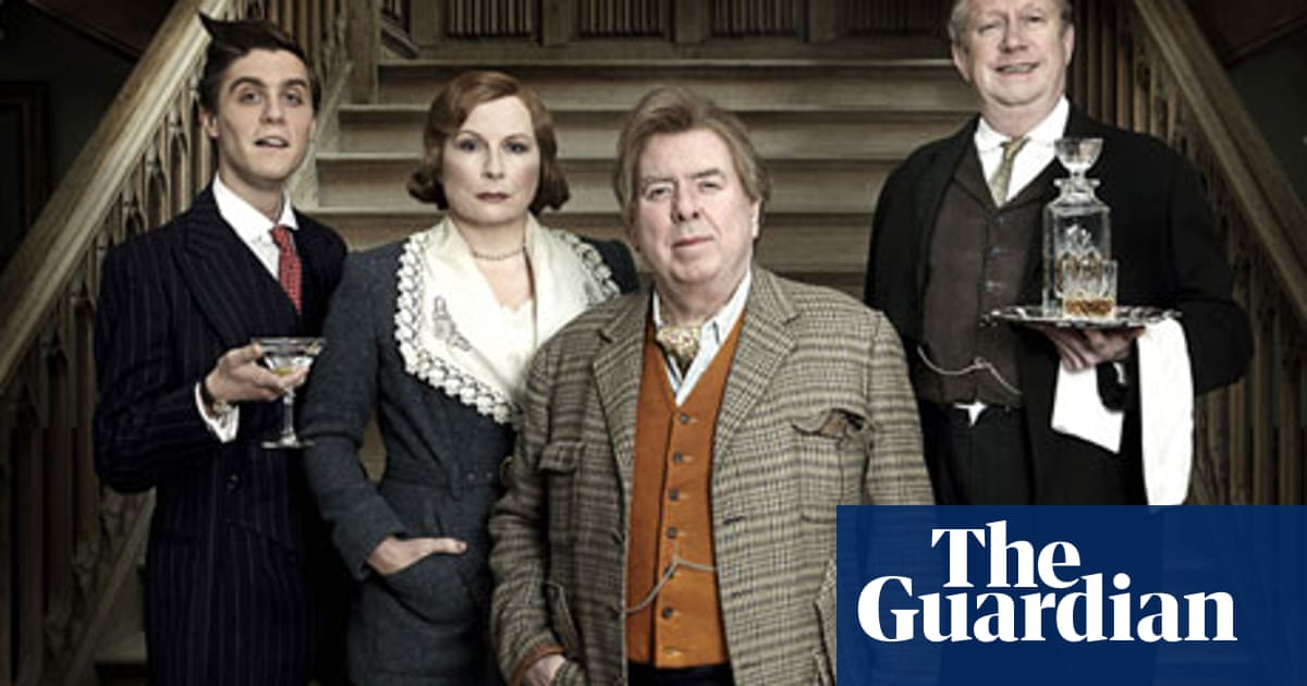Blandings and Father Brown: nostalgia TV at its best