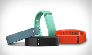 Fitness straps, which can record medical data in real time.