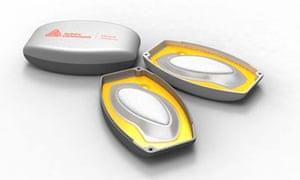 Metria wearable sensors.