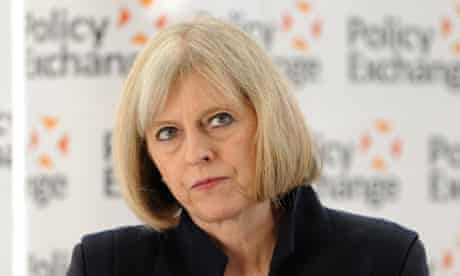 Theresa May speech on immigration at the Policy Exchange