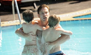 Ewan McGregor in the impossible … big hit with Twitter users.