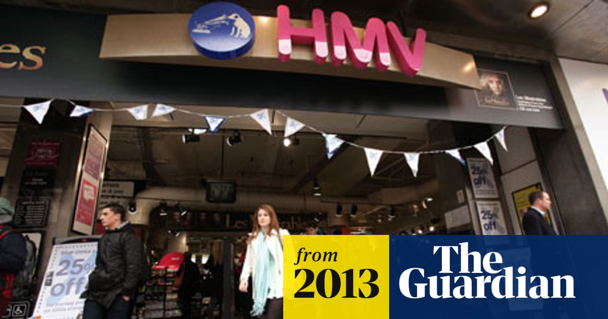 Hmv Backtracks Over Refusal To Accept Gift Vouchers Business The