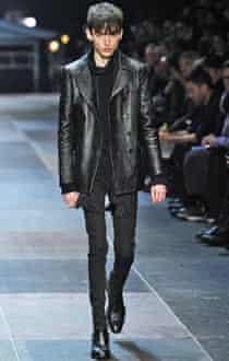 Yves Saint Laurent: Runway - Paris Fashion Week Haute-Couture Fall/Winter 2013