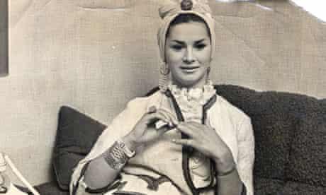 April Ashley, 1962