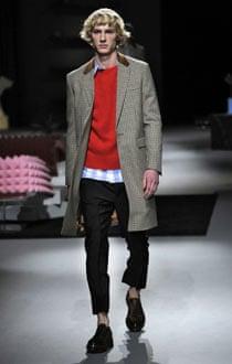 Prada - Runway - Milan Fashion Week Menswear Autumn/Winter 2013
