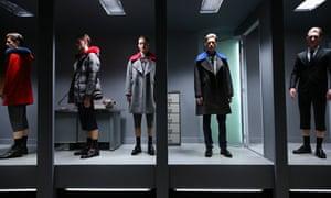 Carven: Runway - Paris Fashion Week Menswear Autumn/Winter 2013