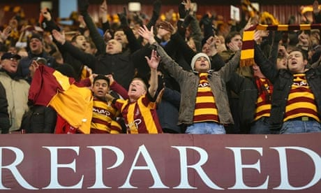 4021f9e15 How Bradford City beat the odds – and negative stereotypes