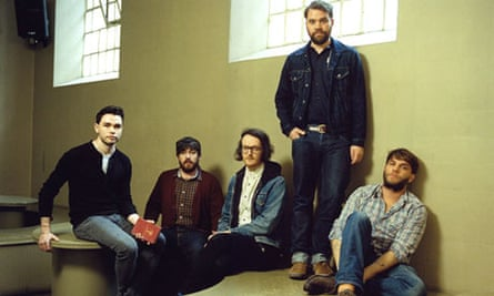 Frightened Rabbit, Scottish band