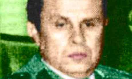 General Mohamed 'Tewfik' Mediene