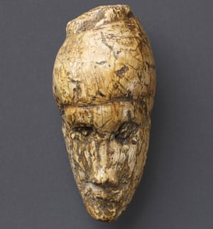 Oldest portrait of a woman, sculpted from mammoth ivory