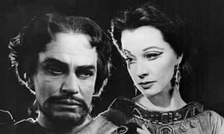 Vivien Leigh and Laurence Olivier in Macbeth