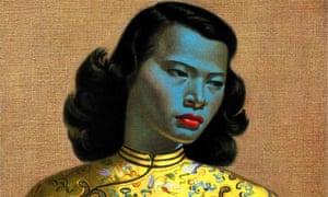 Kitsch masterpiece – Chinese Girl by Vladimir Tretchikoff