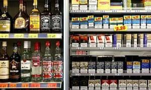 Government Plans Ban On Cigarette Shop Displays
