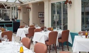 Restaurant: Brasserie Blanc