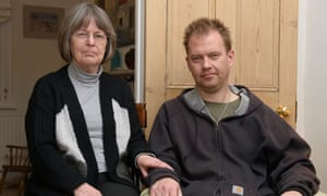 Gillian Dalley and Christian Dalley