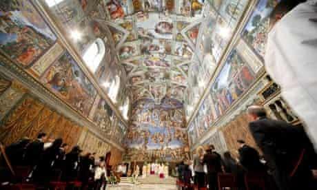 Inside Vatican City