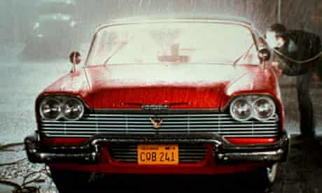 1958 Plymouth Fury car in the film of Stephen King's Christine