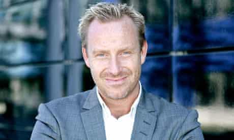 Adam Price, Danish TV writer