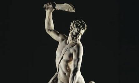 A Philistine in sculpture