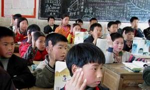 China school class