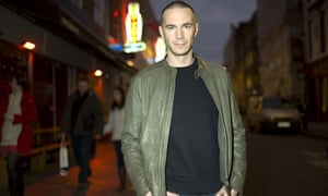 James D'Arcy English Actor.