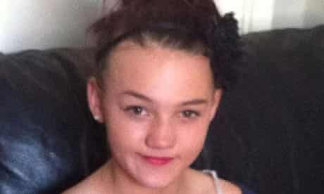 Jade Anderson, teenage girl killed by pack of dogs in Atherton, Wigan, Britain - 26 Mar 2013