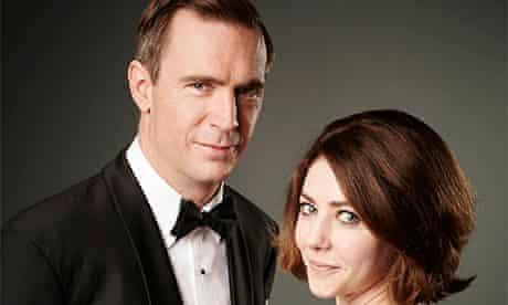 Jack Davenport and Catherine Steadman in Breathless