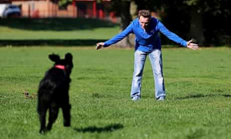 Steven Taylor hearing dogs