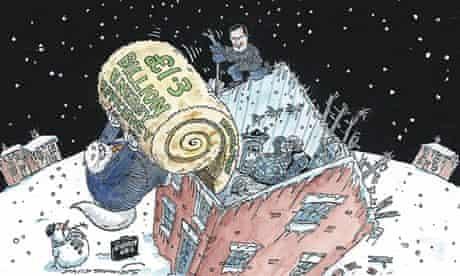 Energy efficiency subsidy threat cartoon by Dave Simonds