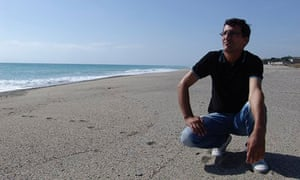Bahram Acar, a Kurd who arrived by accident in Riace